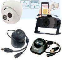 HD CVI комплект видеонаблюдения охраны периметра из 4х 2МП камер с микрофоном и 4х канального DVR XVR7104E-4KL-X