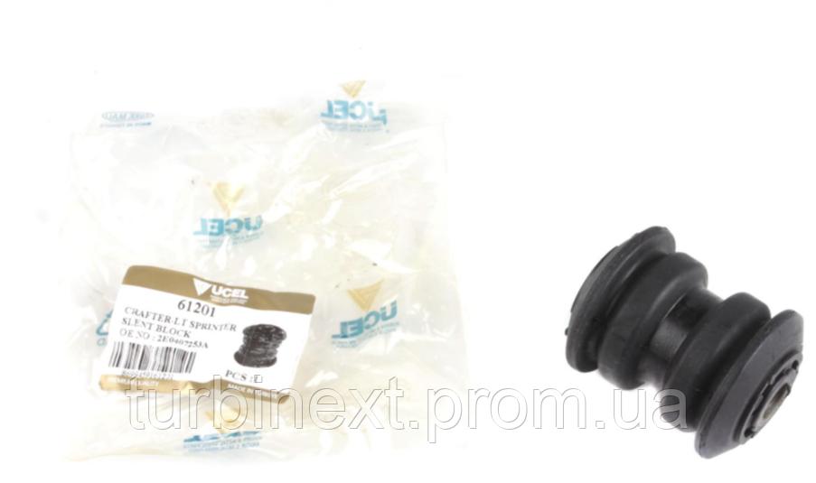 Сайлентблок рычага (переднего/сзади) MB Sprinter/VW Crafter 06- UCEL 61201