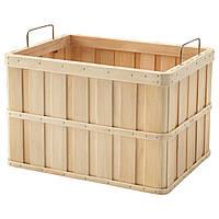 IKEA BRANKIS (503.221.02) Корзины натуральные