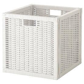 IKEA BRANAS (201.927.29) Корзина, белая