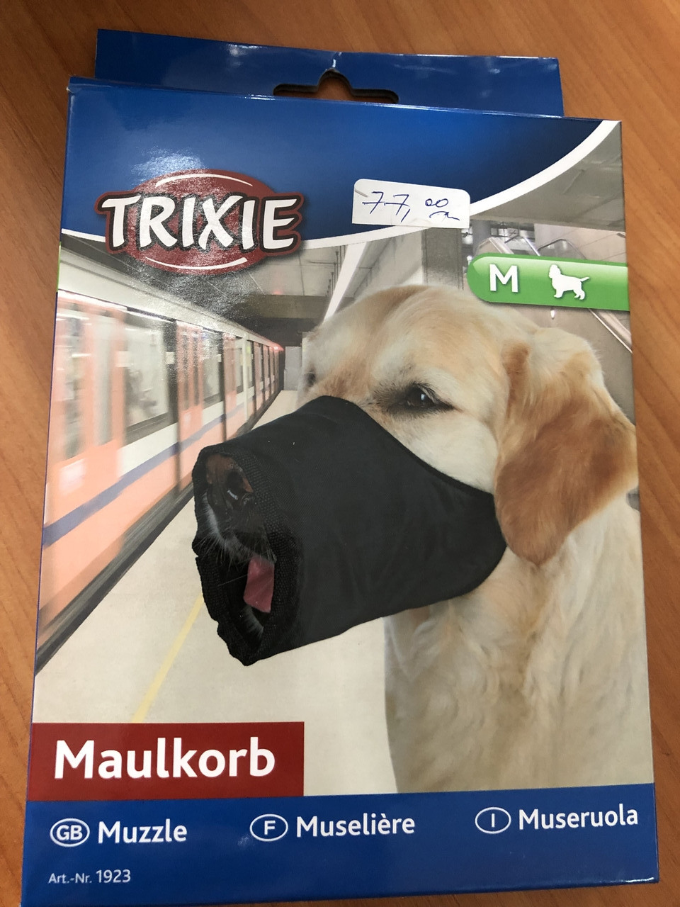 TRIXIE Намордник для собак M