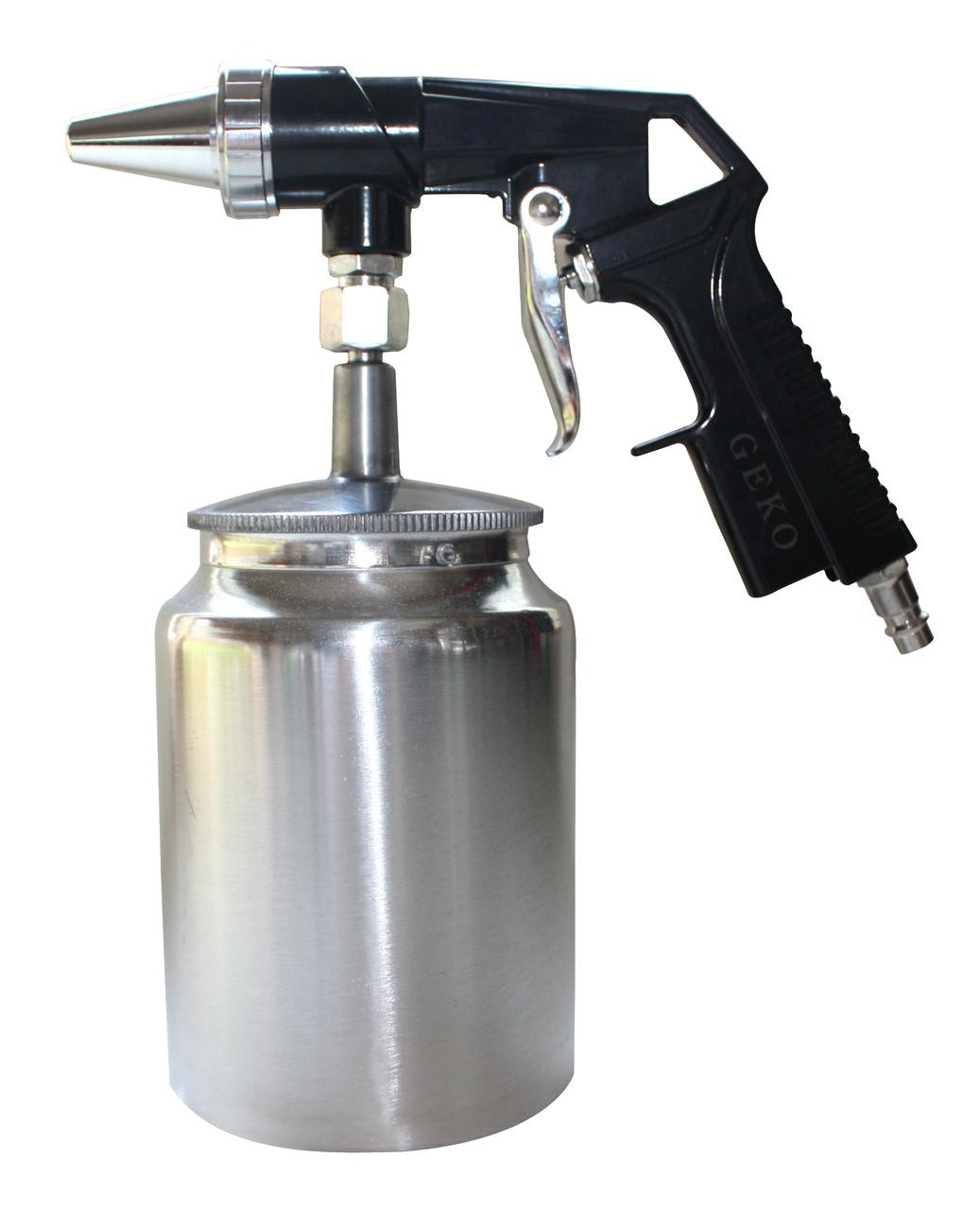Пистолет пескоструйный пневматический AS-10. 4- 7бар. Расход воздуха от 160 л/мин, фото 1