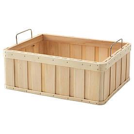 IKEA BRANKIS (103.220.95) Корзины натуральные