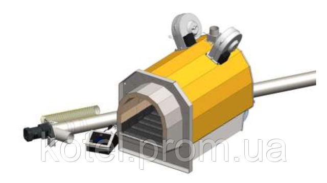 Комплектация пеллетной горелки Kvit Optima М 1000 кВт