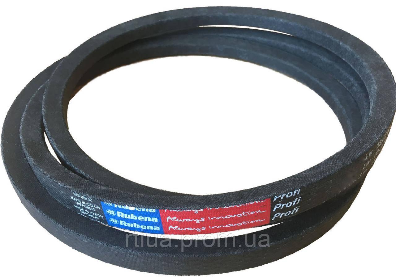 Ремень клиновый SPА-900 Rubena