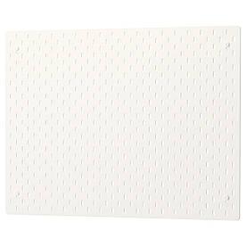 IKEA SKADIS (103.216.18) Перфорована дошка, біла