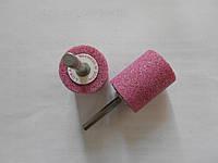 Головка шлифовальная AW цилиндрическая ГЦ 92А 32х40х6 электрокорунд хром-титанистый LUKAS