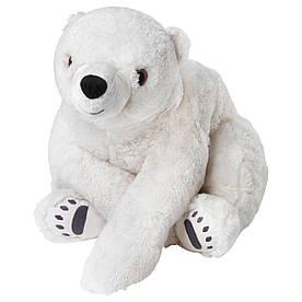 IKEA SNUTTIG (702.981.01) М'яка іграшка, білі ведмеді, білі