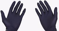 👉🏻 Перчатки черные нитриловые неопудренные премиум высокой прочности 40 гр —100 шт/уп 🚨