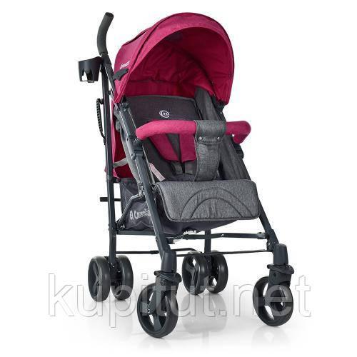 Коляска детская ME 1029 BREEZ Розовая