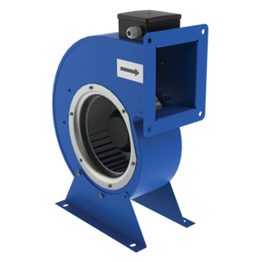 Центробежный вентилятор в спиральном корпусе ВЕНТС ВЦУ 2Е 140х60