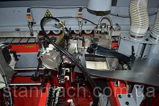 Кромкооблицовочный станок Holzmann KAM 35 Max с прифуговкой, фото 3