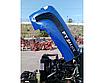 Трактор Foton Lovol FT244HX (3 цил., ГУР, КПП (4+1)х2, колеса 6.50х16/11,2х24, блокування диференціала), фото 7