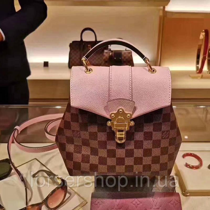f6f51b1bda01 Сумка рюкзак кожаный Louis Vuitton Clapton: продажа, цена в Киеве ...