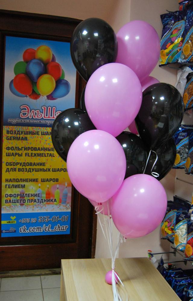 Где купить воздушные шарики в Днепре