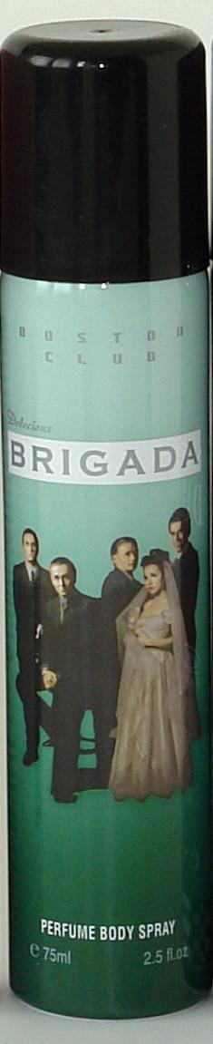 Дезодорант Brigada 75ml