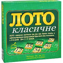 Настольная игра Лото классическое Arial 910046