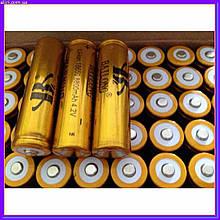 Аккумулятор BAILONG Li-ion 18650 8800mAh 4,2V 4шт, набор аккумуляторов 4 шт