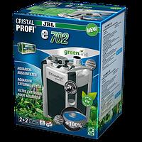 Внешний фильтр JBL CristalProfi e702 для аквариума greenline 60-200 л