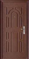 Двери входные эконом Арка (1 замок)