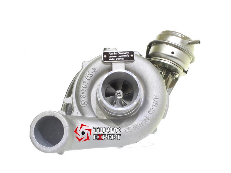 Турбина 454135-5009S (Volkswagen Passat B5 2.5 TDI 150 HP, 1998-2000)
