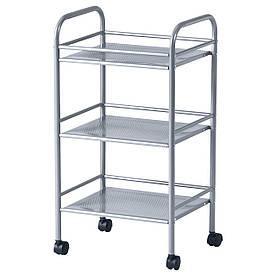 IKEA DRAGGAN (702.455.94) Візок срібна