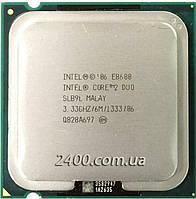 Процесор Intel Core 2 Duo E8600 3.33 GHz/6MB/1333MHz LGA775 (Socket 775)