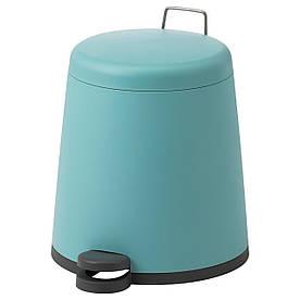 IKEA SNAPP (803.224.12) Сміттєвий бак, синій