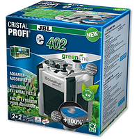 Внешний фильтр для аквариума e402 JBL CristalProfi e402 greenline Внешний фильтр для аквариумов 40-120 л