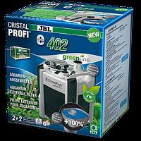 Внешний фильтр JBL CristalProfi e402 для аквариума greenline 40-120 л