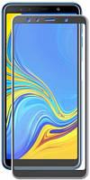 Скло 5D Samsung Galaxy A9 (2018) Чорне