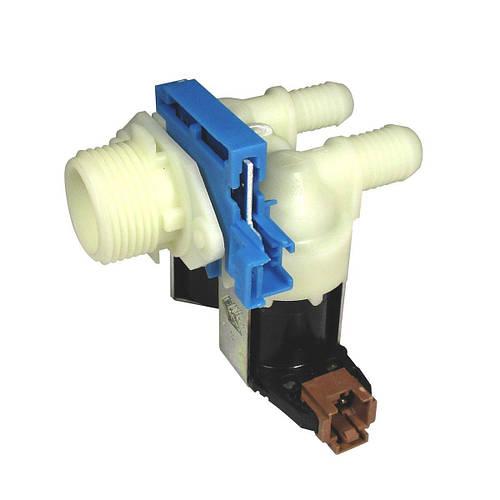 Электрический клапан 1325186334 двухходовой со счетчиком расхода воды для стиральных машин Electrolux оригинал