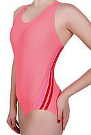 Купальник спортивный женский для плавания  Rivage Line  1584, розовый