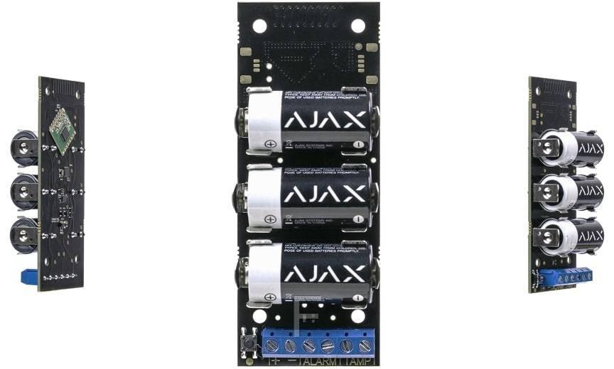 Ajax Transmitter Original – Беспроводной модуль интеграции сторонних датчиков