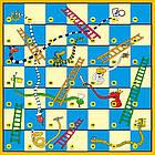 Настольная игра Змейки и лесенки Arial 910398, фото 3