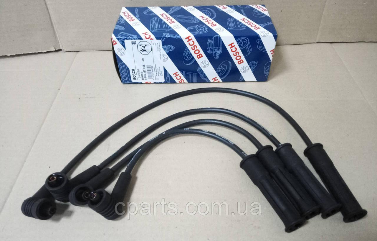 Комплект проводів запалювання Dacia Solenza (Bosch 0986357256)(висока якість)