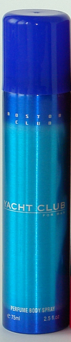 Дезодорант Yacht Club 75ml