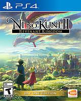 Ni no Kuni II: Revenant Kingdom (Тижневий прокат запису)