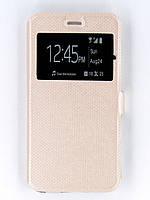 Чехол-Книжка DENGOS (flipp-BOOK Call ID) для Xiaomi Redmi Note 4x (gold)