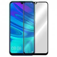 Защитное стекло 5D (Full Glue) Huawei P Smart (2019) Черное