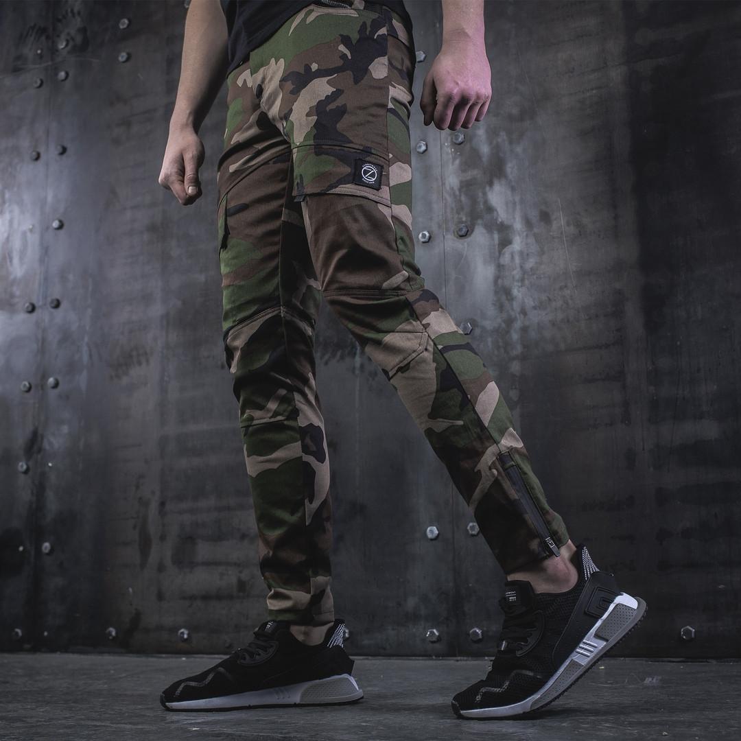 Карго брюки BEZET Battle NATO'19. Хлопок
