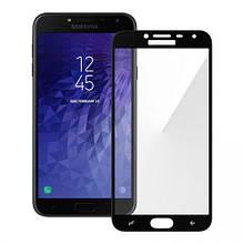 Защитное стекло 5D Samsung J4 2018 (J400)
