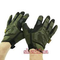Перчатки Mechanix Wear  M-Pact FF Oliv 5767