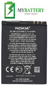 Оригинальный аккумулятор АКБ батарея для Nokia N97/ BL-4D 1200мAh 3.7V