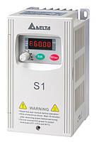 Преобразователь частоты Delta Electronics, 0,4 кВт, 460В,3ф.,скалярный,VFD004S43E