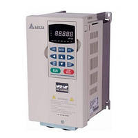Преобразователь частоты Delta Electronics, 0,7 кВт, 460В,3ф.,векторный, улучшенный,VFD007V43A-2