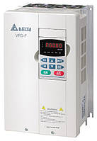 Преобразователь частоты Delta Electronics, 7,5 кВт, 460В,3ф.,cкалаярный,для насосов и вентиляторов,VFD075F43B