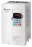 Преобразователь частоты Delta Electronics, 22 кВт, 230В,3ф.,cкалаярный,для насосов и вентиляторов,VFD220F23A
