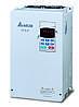 Преобразователь частоты Delta Electronics, 37 кВт, 460В,3ф.,cкалаярный,для насосов и вентиляторов,VFD370F43A