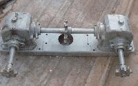 Крышка с редукторами ЗМ-60У